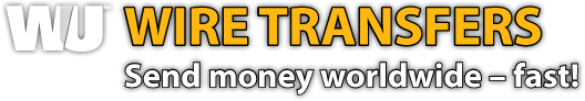 Western union wire transfers