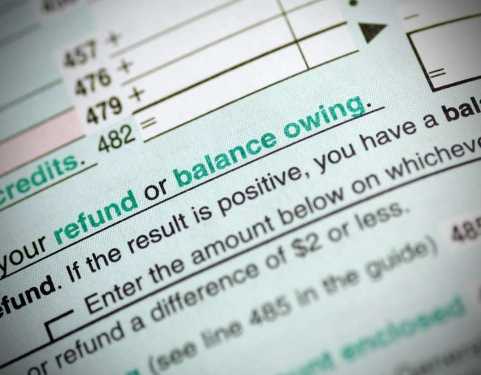 How Much Do Canadians Pay in Taxes?